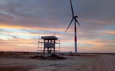 GE launches Hawa wind farm in Pakistan