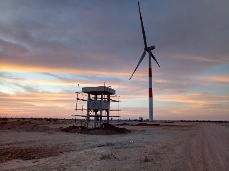 GE launches Hawa wind farm in Pakistan​